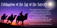 """12/22/2018 Deadline for """"Celebration of the Nativity"""""""