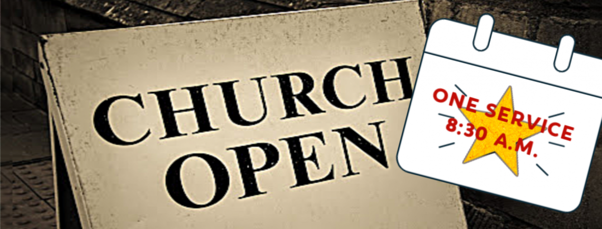 Church Open - generic