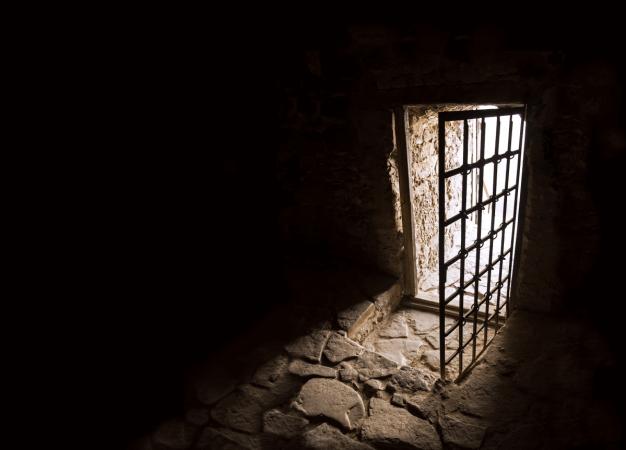 prison door AdobeStock_133332862